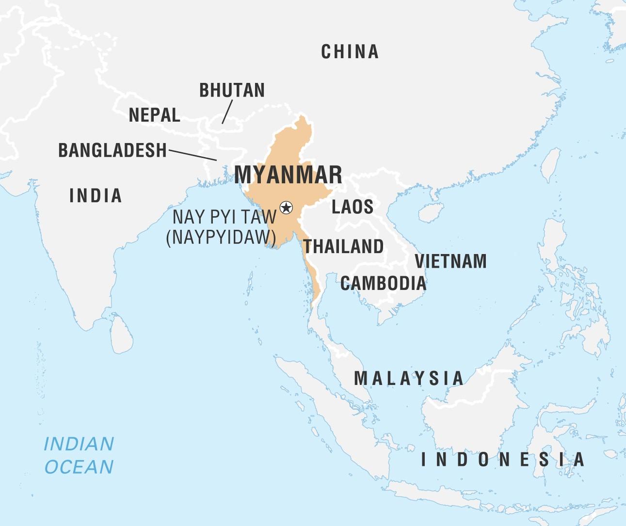 Help Myanmar